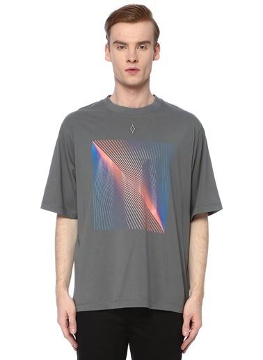 Marcelo Burlon Tişört Gri